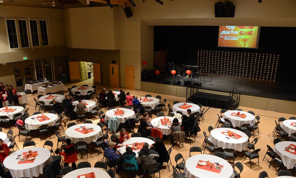 Chinese New Year Celebration at Pine Lake Covenant Church