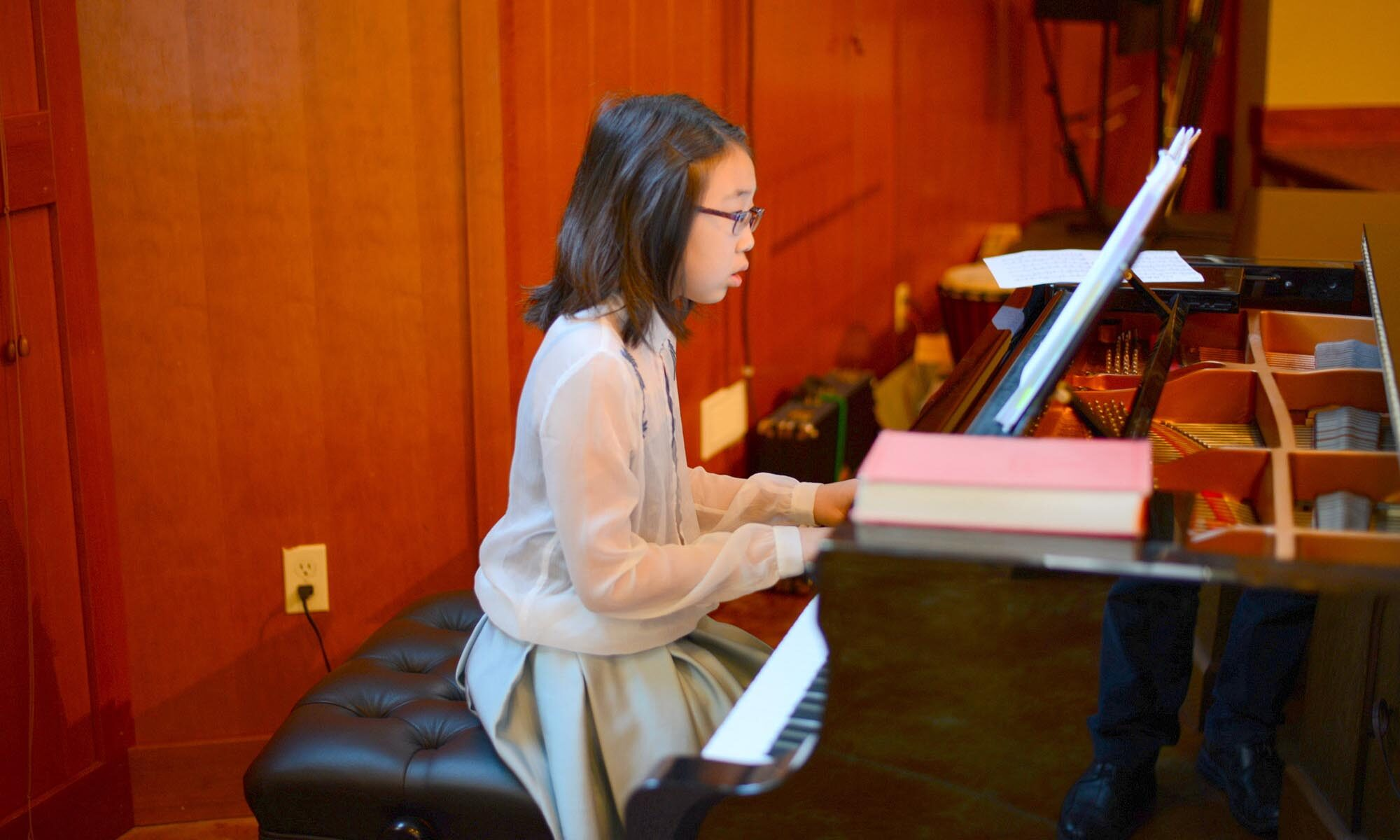 Our young pianist True Light Christian Church